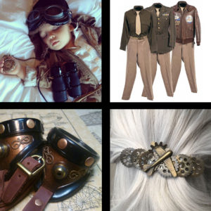 aviation-costume-collage